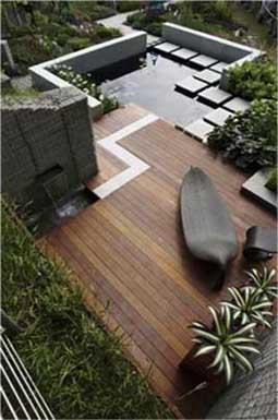 Eco ark arquitectura de jardin for Diseno de jardines en azoteas